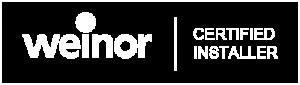 Weinor Certified Installer